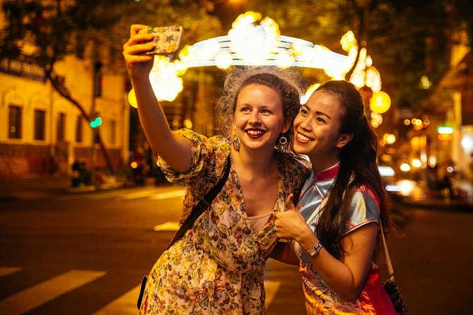 Private Night Tour in Saigon with a Local, Ho Chi Minh, Vietnam