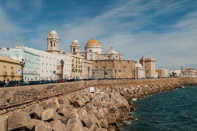 Visita a pie privado por Cádiz, que incluye la Torre Tavira, Cadiz, ESPAÑA