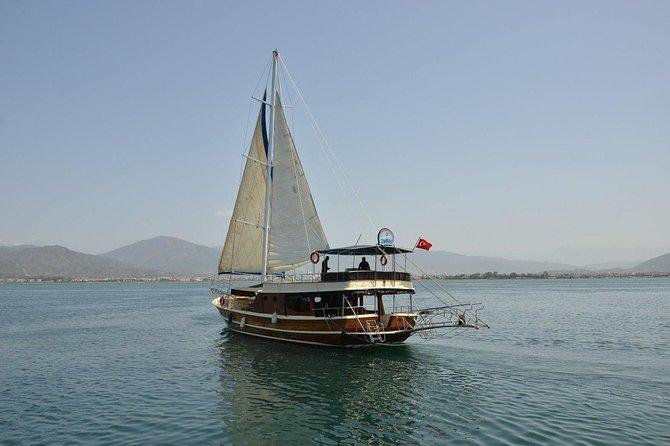 12 ISLANDS Boat Trip, Fethiye, TURQUIA