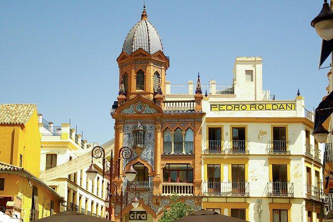 Day Trip from Jerez to Seville, Cadiz, ESPAÑA