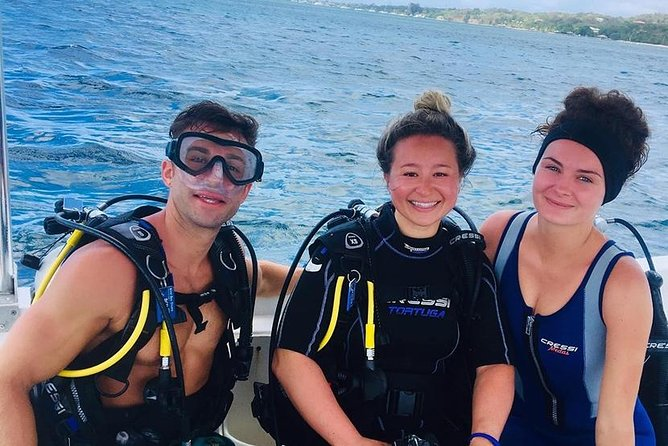 Cruise Excursion – 2 Scuba Dives with transport (for certified divers), Roatan, HONDURAS