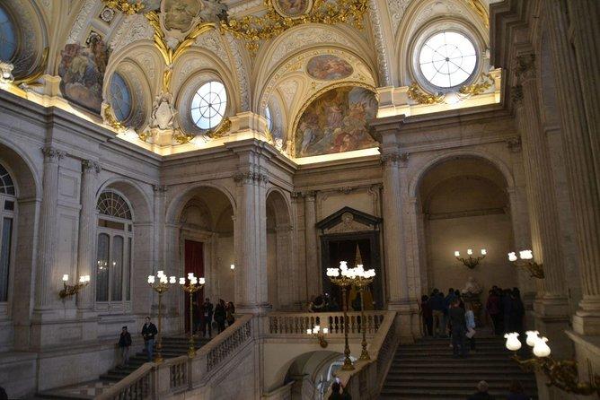 Visita guiada de 1,5 horas al Palacio Real de Madrid con Museo del Prado opcional, Madrid, ESPAÑA