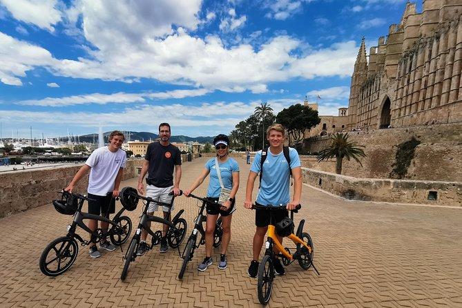 MÁS FOTOS, Recorrido de 3 horas en bicicleta eléctrica en Palma de Mallorca