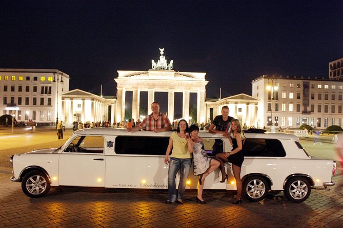 Private Tour: Berlin by Trabant Stretch-Limousine, Berlim, Alemanha