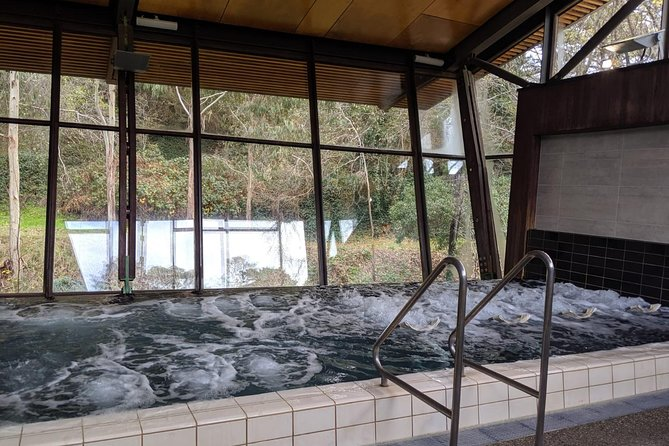 A comfortable private tour to relax the mind, revitalise the body in the healing waters of Daylesford, immerse in the beauty of Daylesford landscapes and arts.<br><br>8.30 am - Accommodation pick up<br><br>10 am - Daylesford Lake. Immerse in the beauty of the lakes and its in habitant in this short stroll.<br><br>11.30 am - Convent Art Gallery and lunch. Wombat hill Botanical garden scenic drive<br><br>1.30 pm - Hepburn Bathhouse and Spa. Mineral relaxation bathing complemented by an invigorating spa bathing experience. Luxurious massage/spa treatment option.<br><br>3.30 pm - Daylesford main street exploration including antique stalls at Mill Market<br><br>4.45 pm - Drive back to Melbourne for a drop off at your accommodation.<br><br>As this is a private tour, we can customise the activities to include wineries, cider tasting, Trentham falls or Macedon ranges visit.<br><br>6 pm - Back in Melbourne for accommodation drop off.