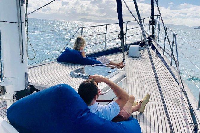 Day sail on Lux Whitsundays, Whitsundays, Australia, Airlie Beach, AUSTRALIA