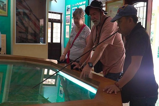 Long Tan and Nui Dat Vietnam and Australian Battlefield Tour from Ho Chi Minh, Ho Chi Minh, VIETNAME