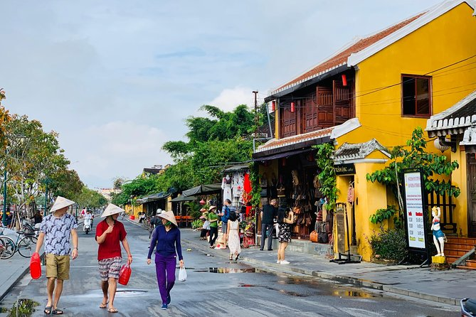 Shore Excursion: Marble Mountain and Hoi An City from Da Nang Port, ,