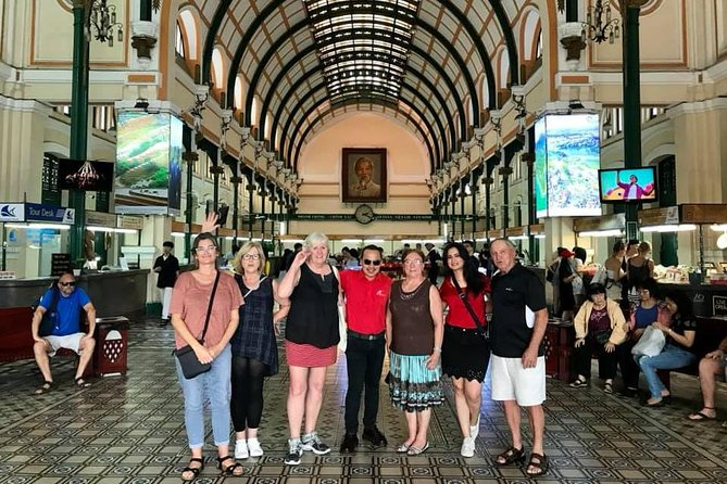 Deluxe Half-Day Saigon Sightseeing Group Tour, Ho Chi Minh, VIETNAM