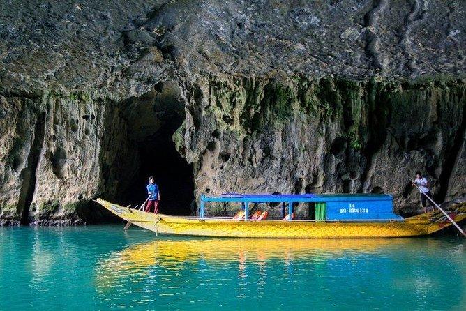 Overnight Vinh Moc Tunnels and Phong Nha National Park Tour, Hue, VIETNAM