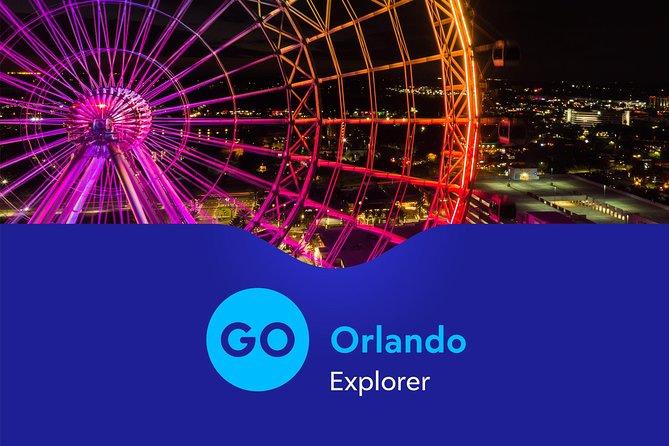 Go Orlando Explorer Pass with 3-Day I-Ride Trolley Ticket, Orlando, FL, ESTADOS UNIDOS