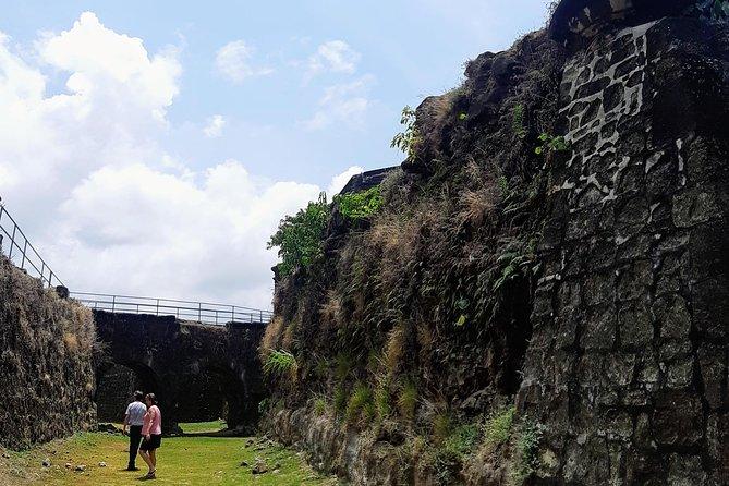 Descubra San Lorenzo y Portobelo y la exuberante selva tropical del Caribe, Ciudad de Panama, PANAMA