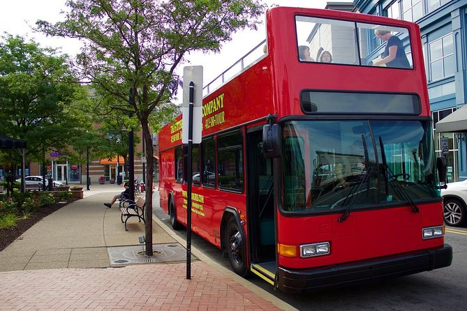 Pittsburgh Best City Sightseeing Tour! Go once around our beautiful city on our fun double decker tour!