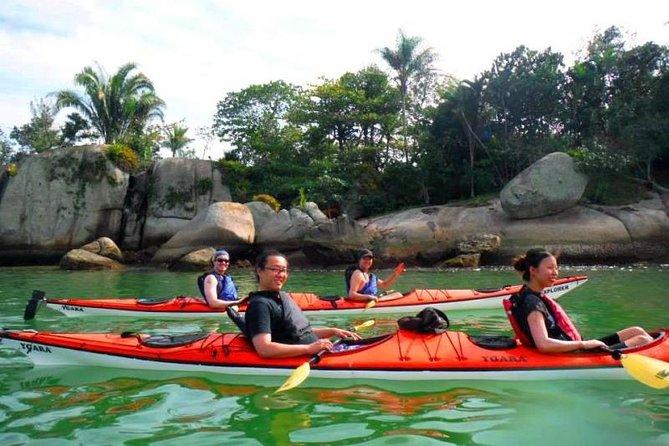 MAIS FOTOS, Mangrove and Beach Kayak Tour