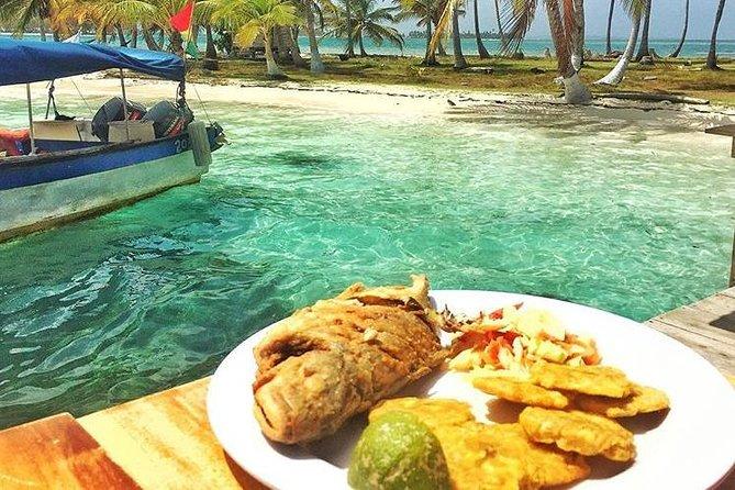 One Day Amazing SAN BLAS 4-ISLAND-HOPPING + Round-Trip Transport, Ciudad de Panama, Panama