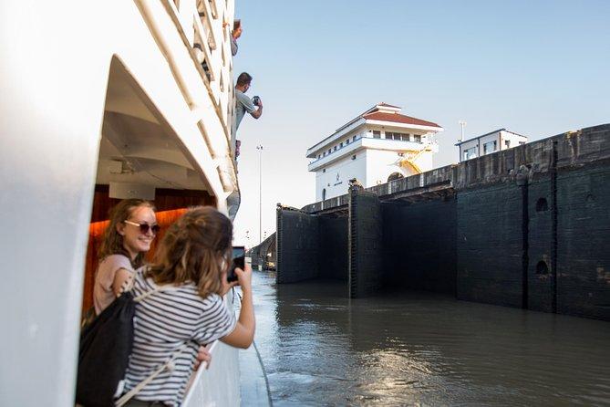 Panama Canal Full Transit Tour, Ciudad de Panama, PANAMA