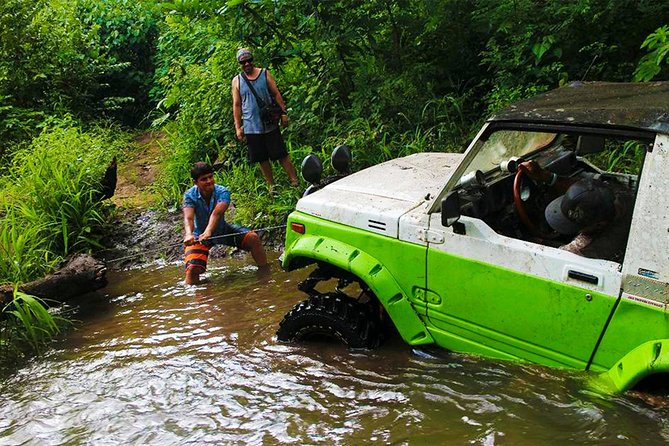 4x4 Off-Road Costa Rica tour, ,