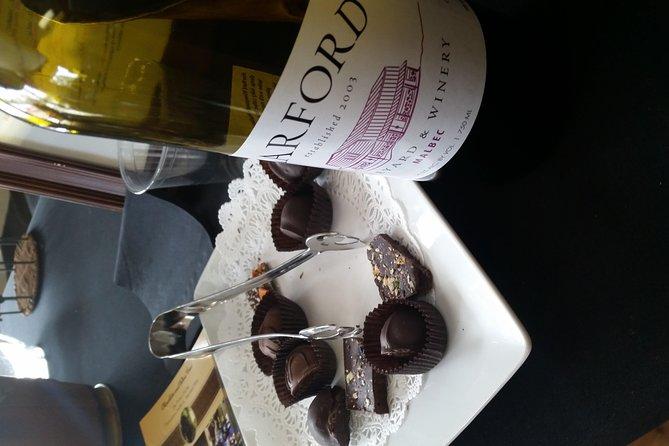 Chocolate and Wine Tour, Baltimore, MD, ESTADOS UNIDOS
