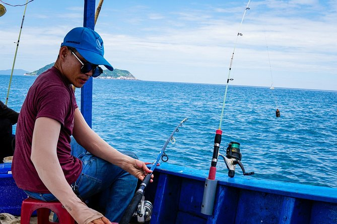 Snorkeling & Fishing Tour in Southern Phu Quoc Island, ,