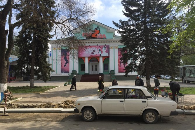 Tiraspol, Transnistria must-see tour - available online livestream version too, ,