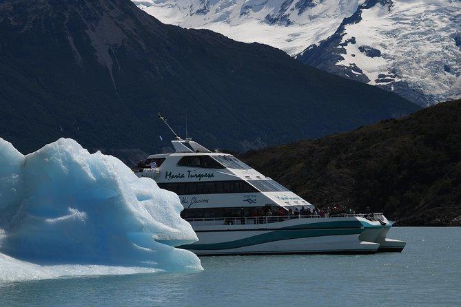 Crucero de día completo por los glaciares a bordo del Maria Turquesa , El Calafate, ARGENTINA