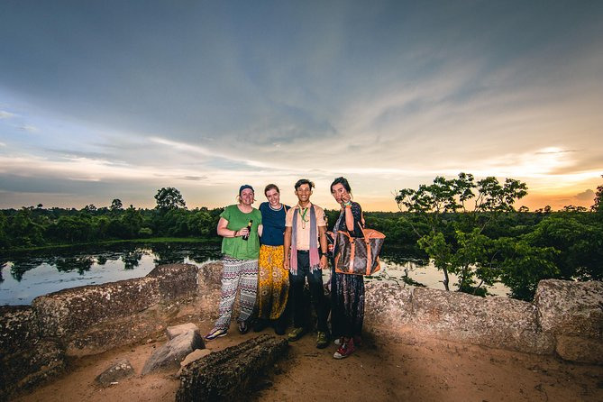 Angkor Sunset & Boat Ride, Siem Reap, Camboja