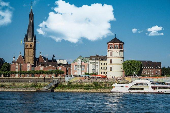 Düsseldorf Old town - guided tour, Dusseldorf, Alemanha