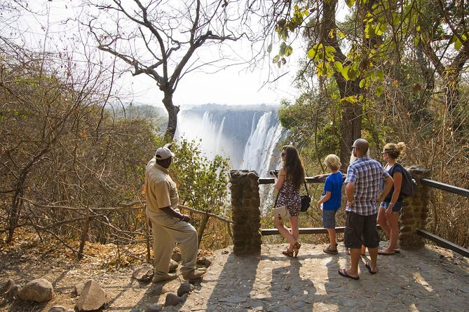 Guided Tour of Victoria Falls Zambia, ,