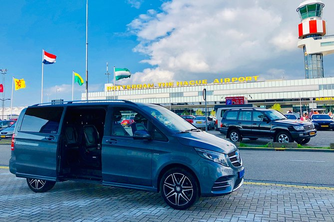 MÁS FOTOS, Airport Private Transfer: Rotterdam/The Hague Airport ↔ The Hague City