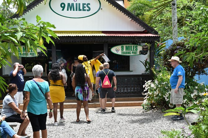 Day Trip to Bob Marley's Nine Mile from Falmouth, Falmouth, JAMAICA
