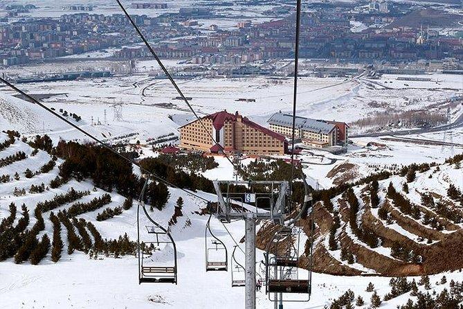 Erzurum Airport ERZ Transfers to Palandoken Ski Resorts, Erzurum, TURQUIA