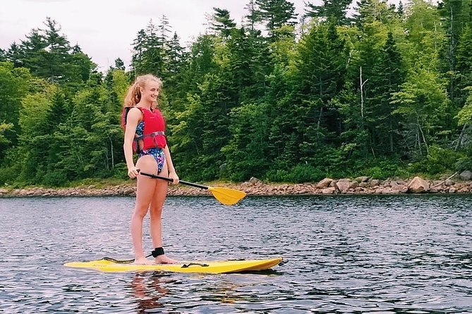 Child Stand-Up Paddle Board Rental, Halifax, CANADA