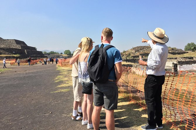 Teotihuacan Tour with Private transportation & Food Included, Ciudad de Mexico, Mexico