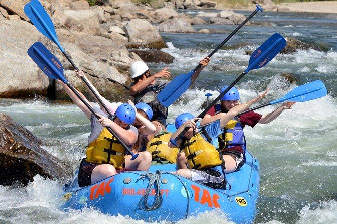 Browns Canyon Intermediate Rafting Trip with Transportation, Buena Vista, CO, ESTADOS UNIDOS
