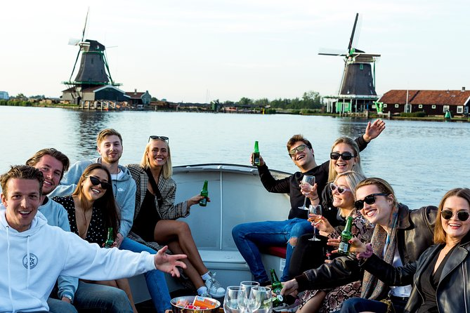 """Let's be honest, we all hate the """"standard mass touristy"""" tours, right?!<br><br>That's why we started Dutch Boat Tours. We felt like this beautiful UNESCO protected area could use a real tour, with a cool and knowledgeable tour guide, tailored information to the needs of the group and a luxury comfortable boat. <br><br>We are a young company that does things differently, but still in a high quality way. We limit our tours to a maximum of 12 people and keep the tours as fun and interactive as possible. <br><br>Bring your family and friends and experience the windmills together with us! (We might even hook you guys up with some free drinks!)"""