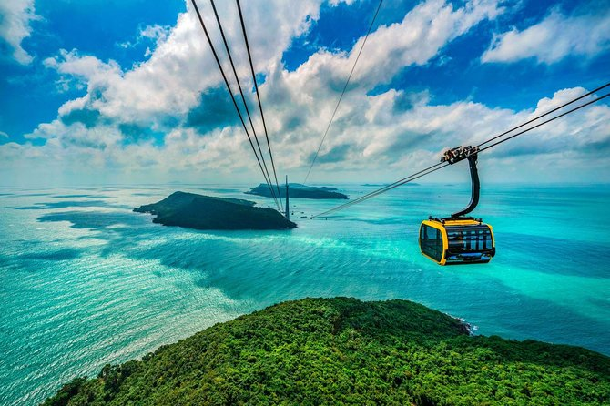 Phu Quoc Highlights With Cable Car, Phu Quoc, VIETNAM