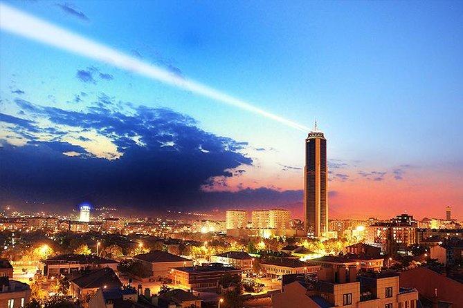 Konya Airport KYA Transfers to Konya City Hotels, Izmir, TURQUIA