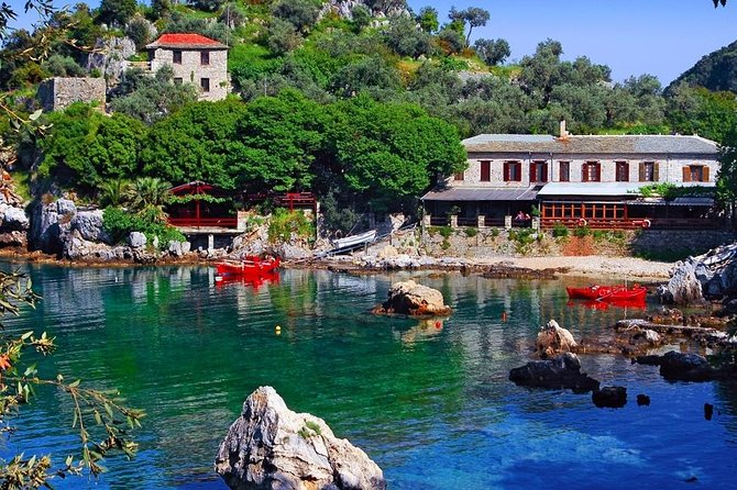 PELION - THE HOME OF CENTAURUS (Excursion for 2 or more), Volos, GRECIA