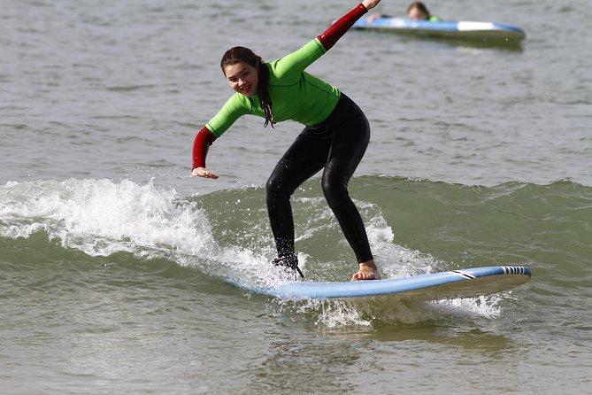 Curso de surf de 5 días en Andalucía, Cadiz, ESPAÑA