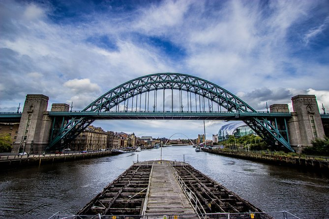 Enjoy a leisurely walk along the iconic River Tyne as you hear about the stories, people and places that have shaped Newcastle's history. Take in amazing views of the High-Level Bridge, Millennium Bridge and much more. This tour is a great introduction to the city and how it has changed over the years.<br><br>What 3 Words starting location: ///means.closet.path