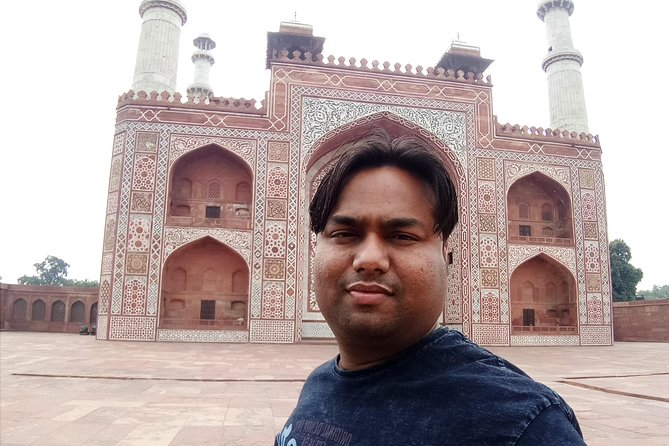 One Day AGRA Sightseeing Experience, Agra, India