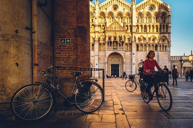 You will find Ferrara's bike-friendly streets and frozen-in-time palazzi relatively unexplored and wonderfully tranquil during this 3-hour bike tour.