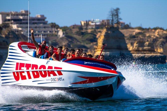 Lagos Ponta da Piedade Jet Boat Tour, Lagos, PORTUGAL