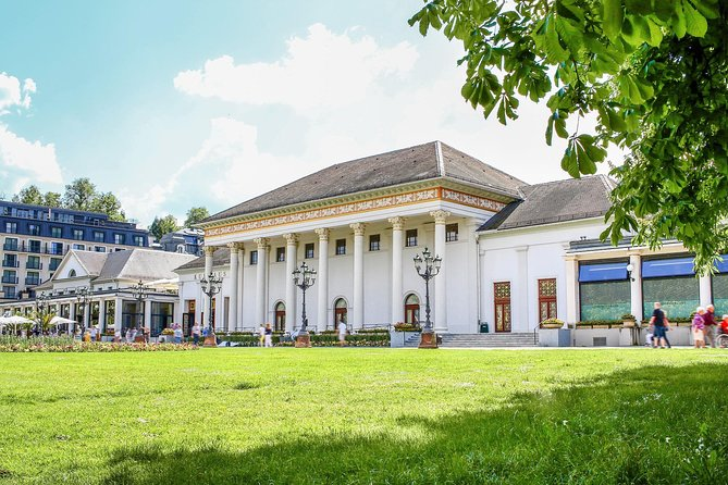 Baden - Baden Walking Tour, Karlsruhe, Alemanha