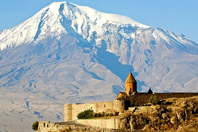 This 4-hours trip gives you a chance to appear in the most famous pilgrimage site of the Armenian Apostolic Church - Monastery Khor Virap. It stands before the snowcapped flanks of Mount Ararat offering a spectacular view of the mountain, the national symbol of Armenia. <br><br>Pick up and drop off services are included.