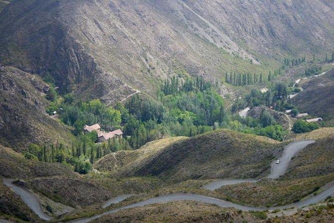 Villavicencio y Caracoles - Mendoza, Mendoza, ARGENTINA