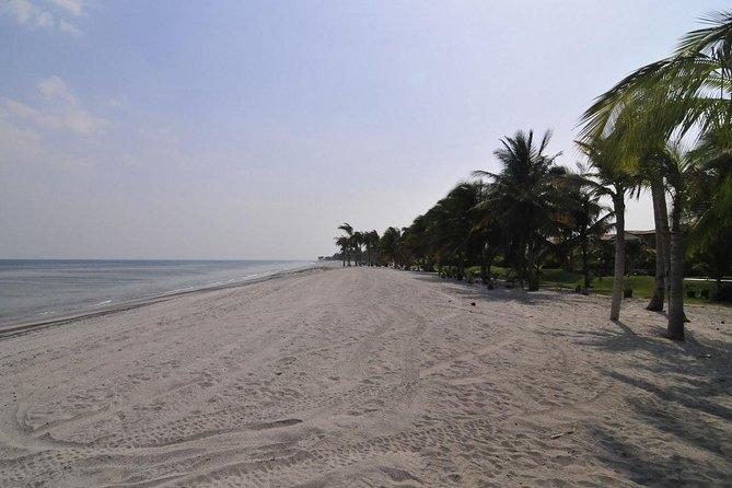 Transfer from Tocumen Airport or Panama City to Playa Blanca, Ciudad de Panama, PANAMÁ