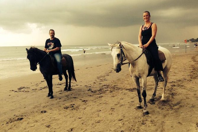 Exclusive Horse Riding on Seminyak Beach Bali, ,