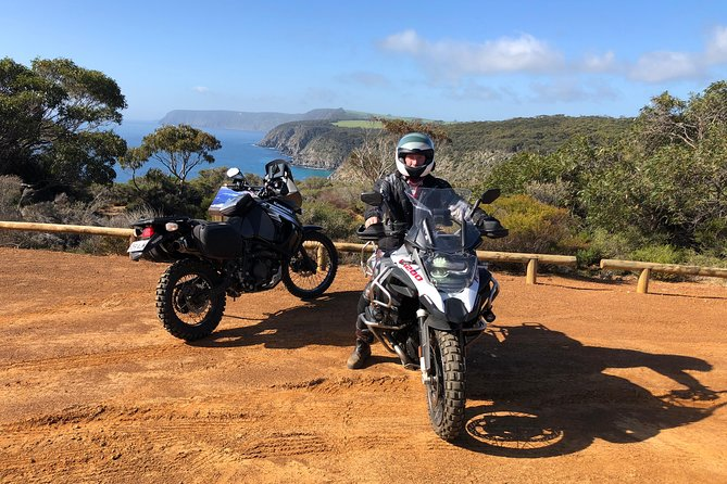 KI Ride offers guided motorbike adventure tours which take in the highlights of beautiful Kangaroo Island. Experience our wild places and winding roads up close in an adventure of a lifetime!<br><br>Local tour guide Luca knows all the island's best-kept secrets. The 3 day/2 night dirt road adventure tour, departing Adelaide, has flexible accommodation and meal options, and can be tailored to your riding skill. The ride is predominantly on well-maintained dirt roads – with the occasional beach adventure!<br><br>Let the throttle out and see where the road takes you!<br>