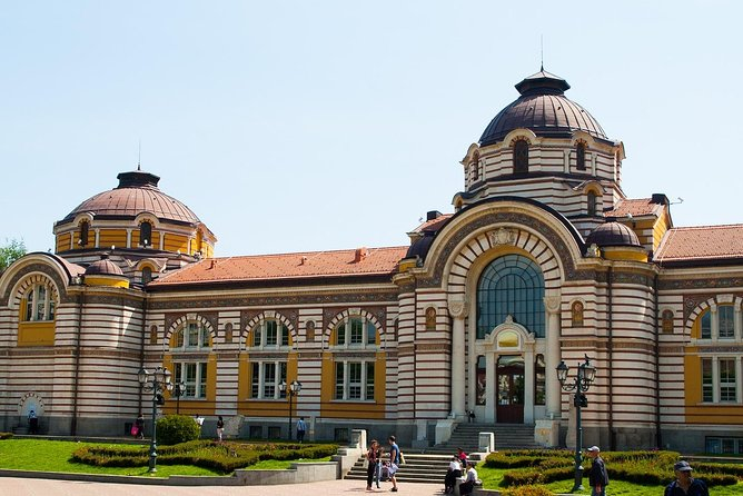 Private Transfer from Varna to Sofia: Hotel-to-hotel, English-speaking driver, Varna, BULGARIA